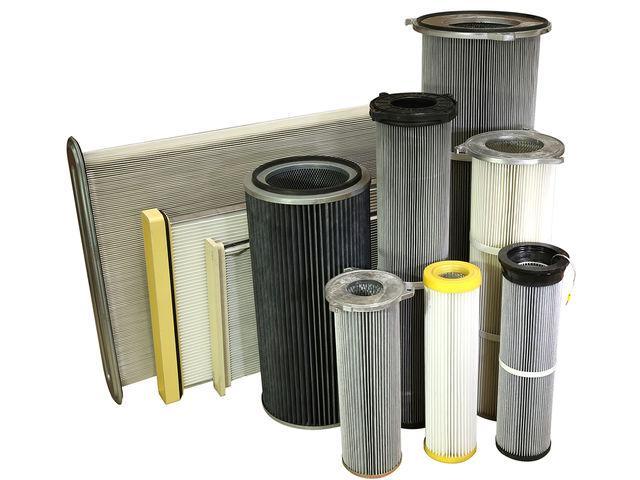 Fourniture de filtres de depoussierage cartouches filtrantes 008532455 product zoom